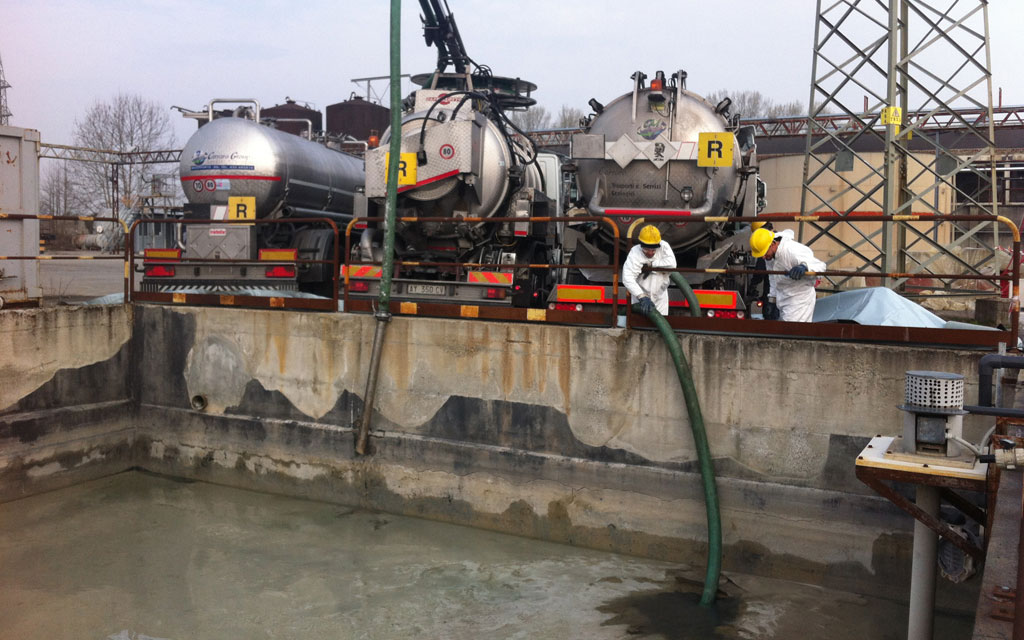 Reclamation and Waterproofing